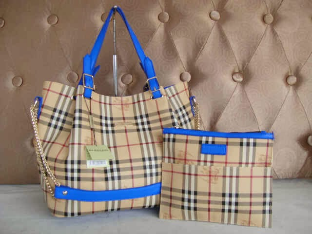 Tas Burberry 11439 (Blue)