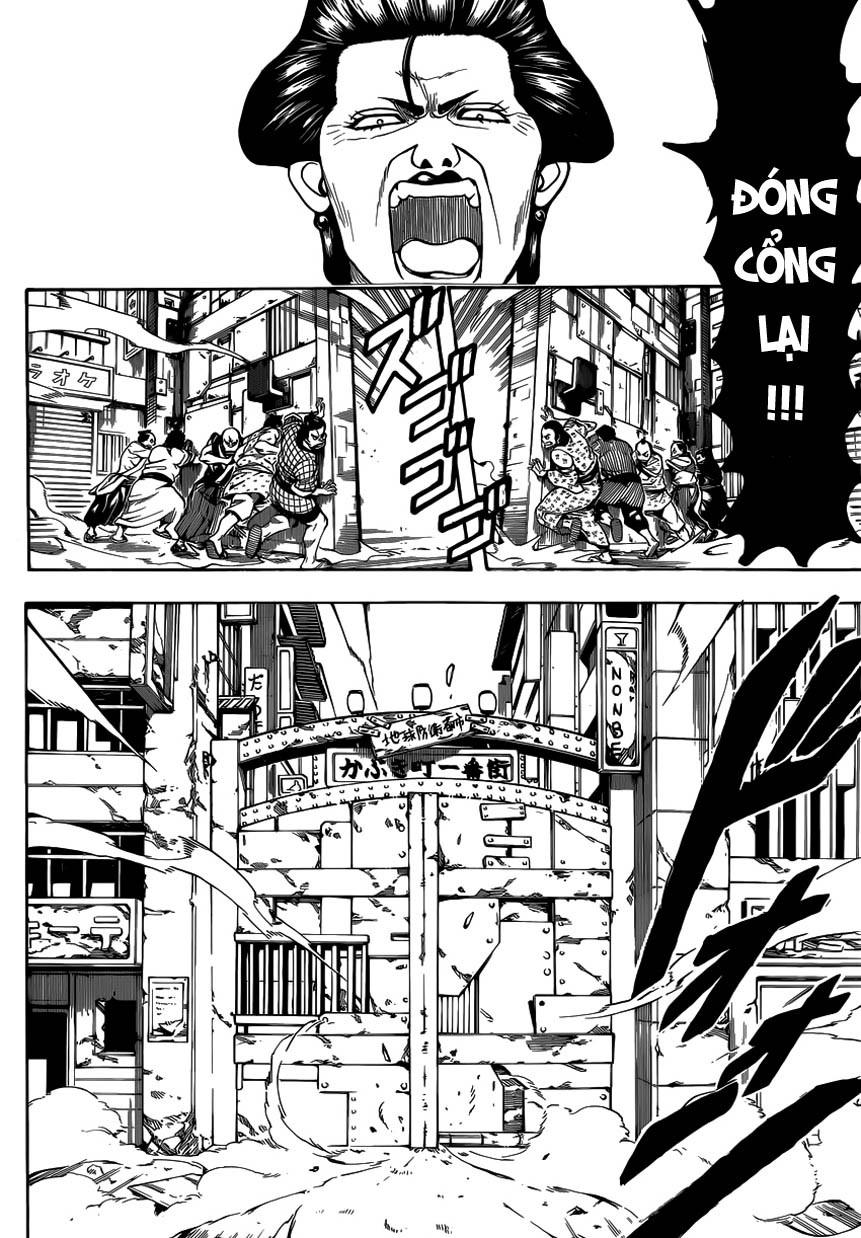 Gintama Chap 611 - Trang 14