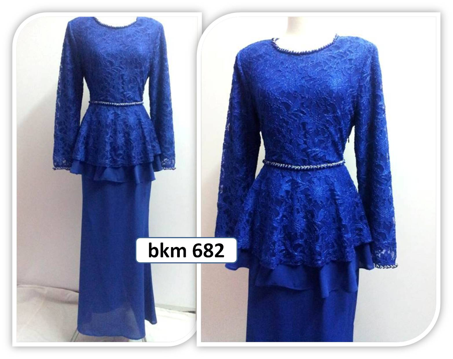 Fesyen Baju Kurung Dari Kain Lace | top 45 ideas about
