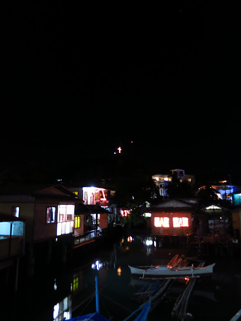 Coron at Night