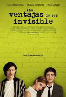 Las ventajas de ser Invisible (2012)