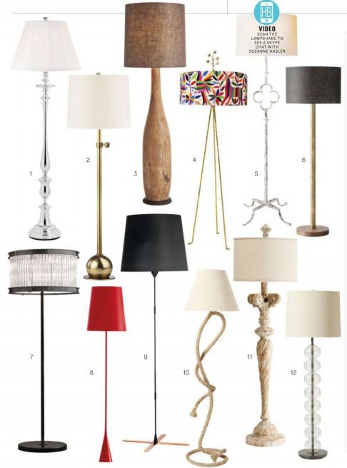 FLOOR LAMP 2013