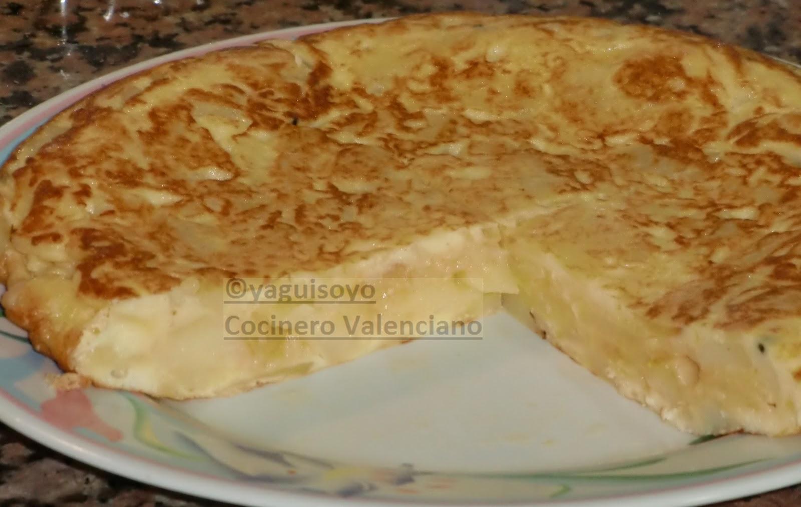 Ya guiso yo: Pinchos de Tortilla de Patata rellena