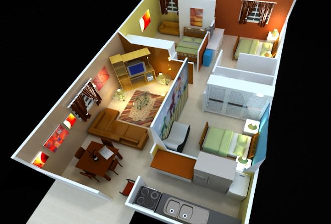 Dise ador grafico trabajos 3d studio max for Programma casa 3d