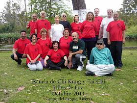 Escuela, Octubre 2011
