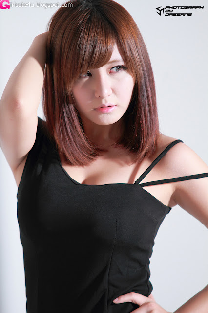Ryu-Ji-Hye-Black-Dress-05-very cute asian girl-girlcute4u.blogspot.com