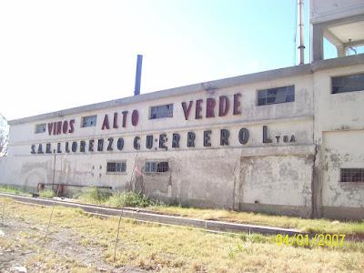 Bodega de Lorenzo Guerrero, Vinos Alto Verde