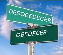livre arbítrio: obedecer ou desobedecer