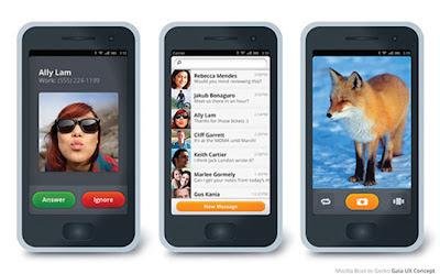 Firefox Smartphone Third Platform