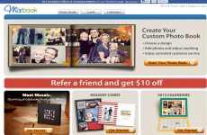 Mixbook: crear álbum de fotos online gratis