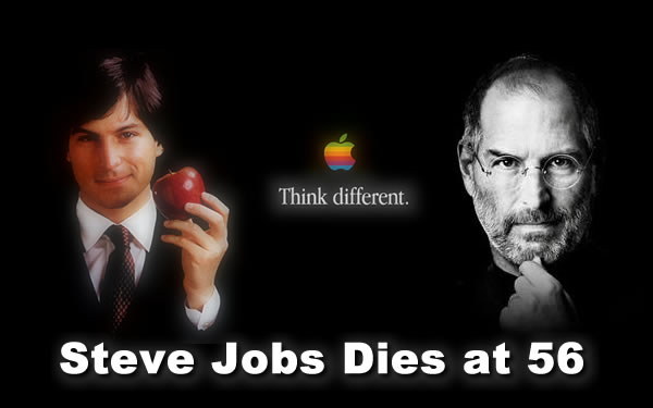 essay on steve jobs death