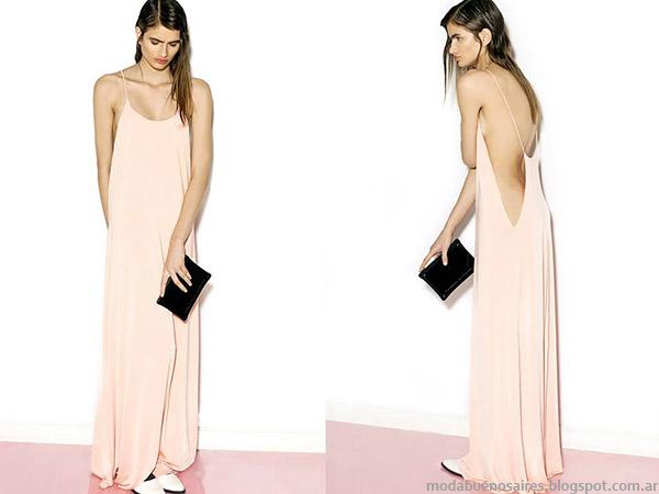 Nous primavera verano 2015, tendencia minimalista, vestidos verano 2015.