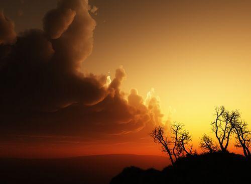 Puisi Menjelang Pagi | Menanti Langit Pagi