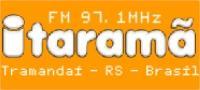 ouvir a Rádio Itaramã FM 97,1