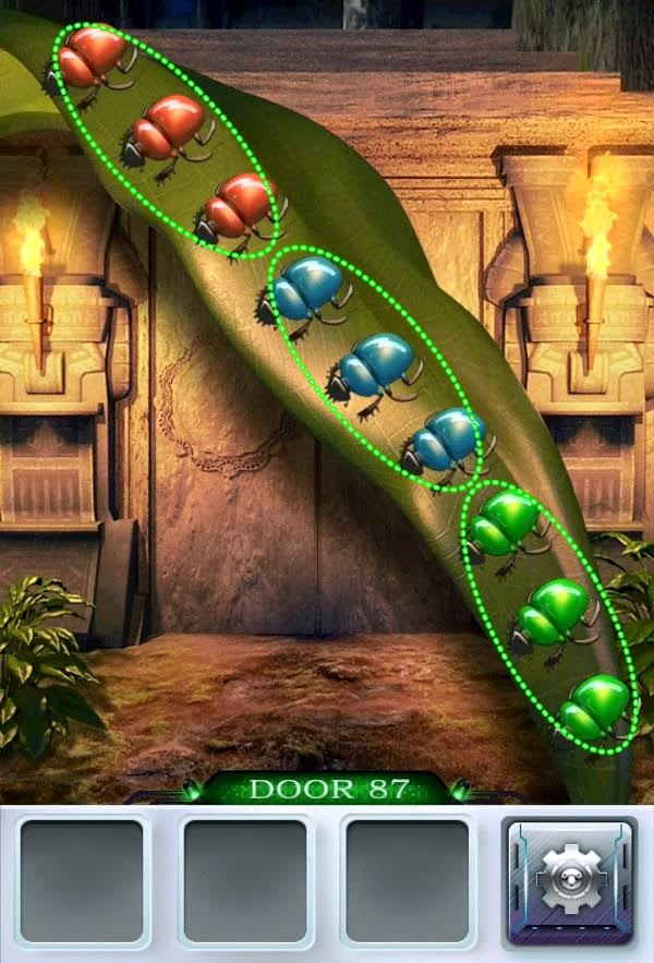 100 doors escape walkthrough level 13 for Door 4 level 13