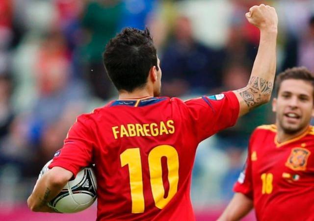 Fabregas Berharap Bisa Lawan Indonesia di Piala Dunia