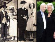 Wow, Berjodoh Sejak Bayi, Pasangan Ini Telah Mengenal Selama 91 Tahun