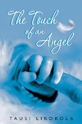 TOUCH OF AN ANGEL BOOK ''BY'' -TAUSI LIKOKOLA