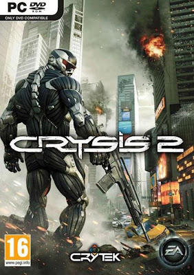 Crysis 2 [Full PC] Multilenguaje [2 DVD] 2011 Descargar