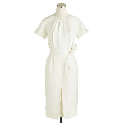 Collection Linen-Silk Dress