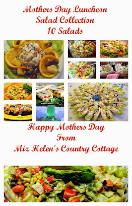 Mother's Day Salad Luncheon Collection