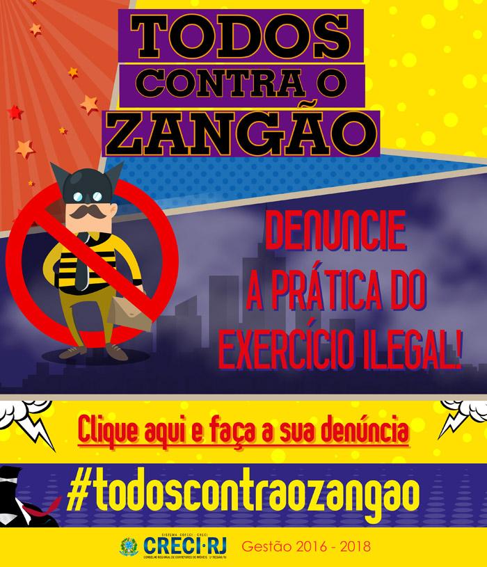 CAMPANHA DO CRECI/RJ 1ª REGIÃO