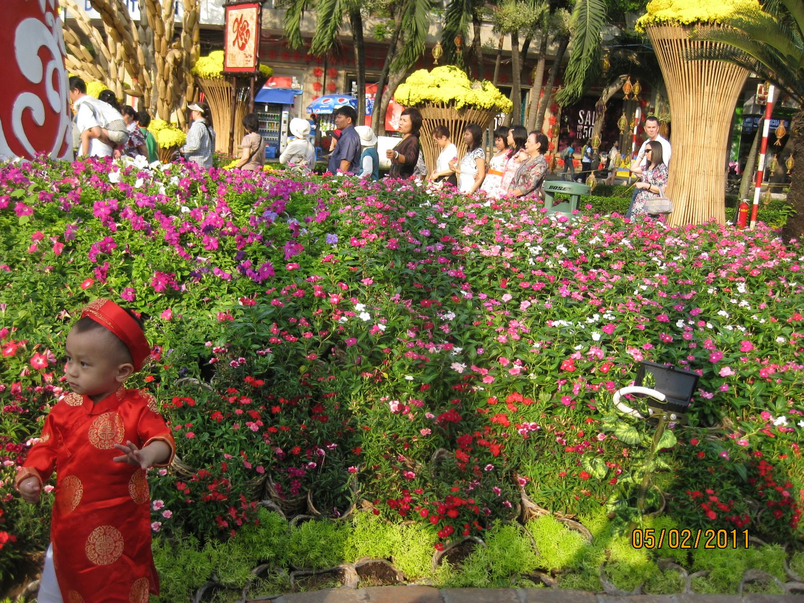 Mainly about Elyssa: Holiday in Ho Chi Minh City (Day 1)