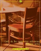 Café de los corazones solitarios.