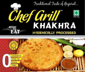 Get a Free Sample Of Chef Grill Khakhra