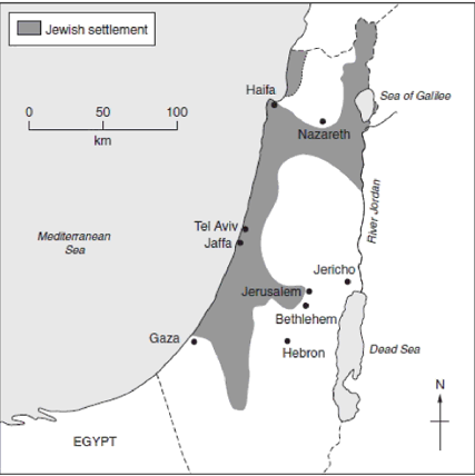 britain's role in creation of the arab-israeli conflict