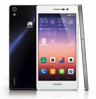 Huawei Ascend P7 resmi diperkenalkan di Paris