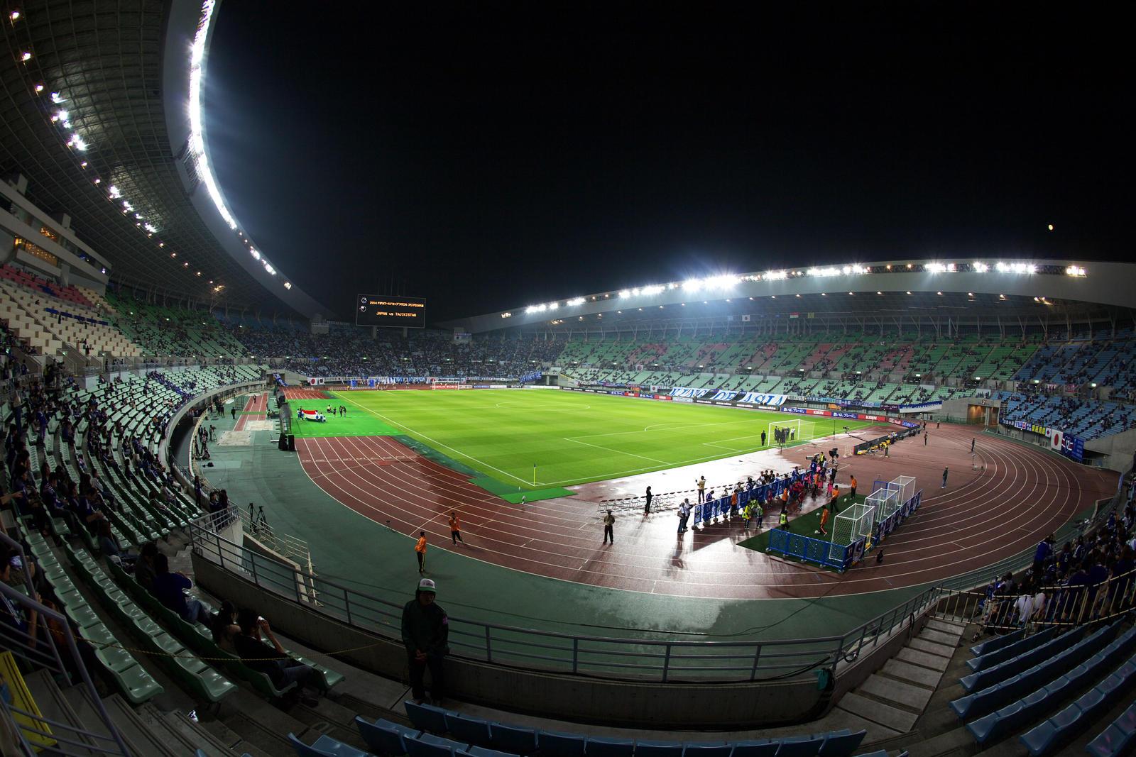 nagai stadium osaka