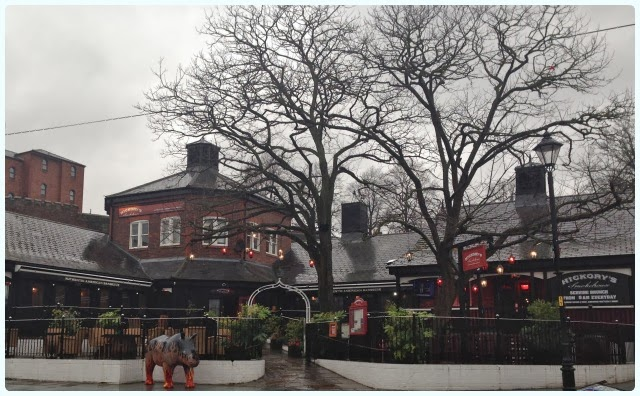Hickory's Smokehouse, Chester