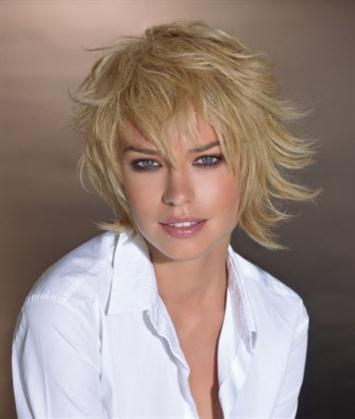 los cortes asimtricos que lucen perfectos en peinados para el da o la noche y son la mayor expresin de estilo en cuanto a cortes para pelo corto - Cortes De Pelo Modernos De Mujer
