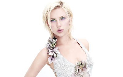 Scarlett Johansson Latest Hot Wallpapers