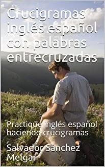 Crucigramas Inglés Español Con Palabras Entrecruzadas
