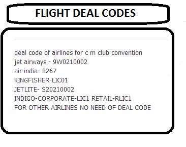 Flight Deal