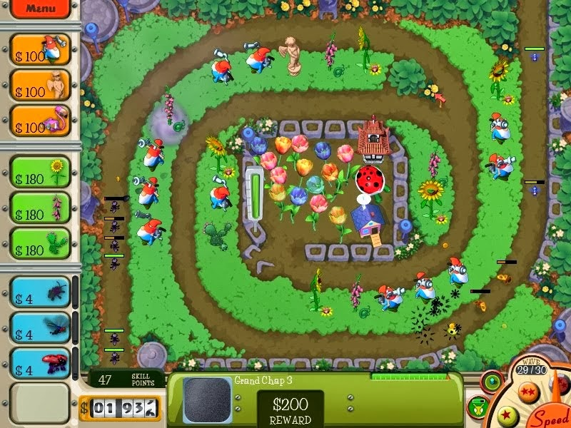 Garden Defense PC Game Free Download Full Version