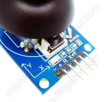Arduino: Joystick - złącze