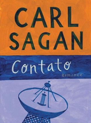Livro Contato de CARL SAGAN