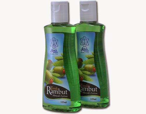 TONIK RAMBUT-Minyak Zaitun