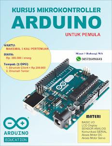 Kursus Arduino