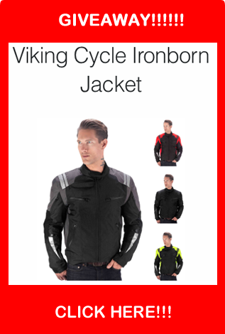 Viking Jacket Giveaway!