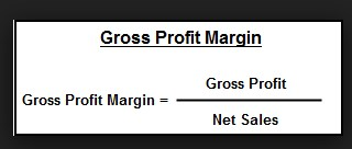 Pengertian Gross profit margin