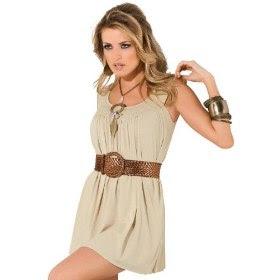 vestidos bege