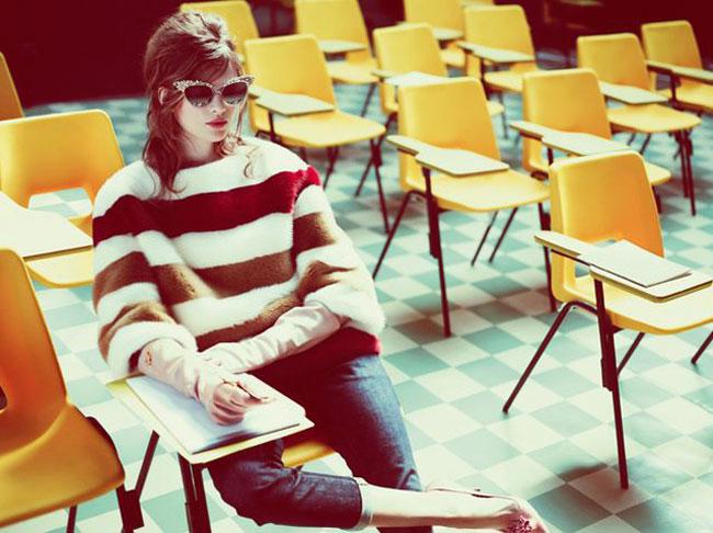 Dsquared college - kolekcja jesień-zima 2012/2013