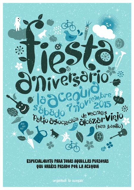 Fiesta 10º Aniversario 2015