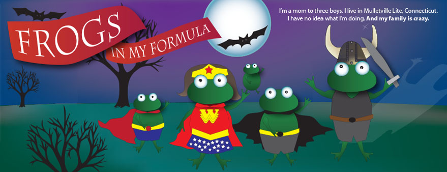 Frogs in my formula