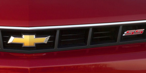 2014 Chevrolet Camaro Sneak Peek