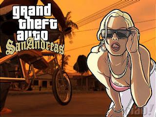 Game GTA San Andreas Full Version
